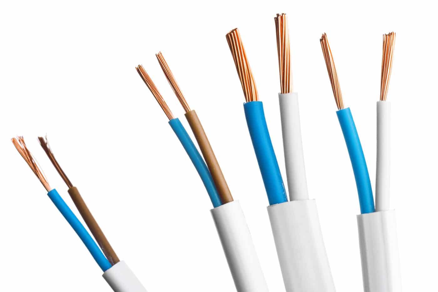 Bei einer 2-Draht-Technik werden alle Signale über zwei Drähte übertragen
