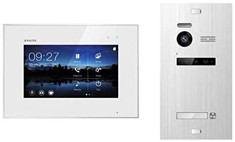 Die Balter EVO 2 Draht Video Türsprechanlage ist perfekte für ein Einfamilienhaus geeignet