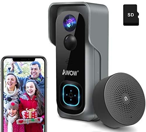 Die AWOW 1080P HD Türklingel ist das kostengünstige Highlight