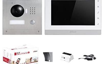 IP Dahua Sprechanlage mit Videofunktion im Test – taugt die Anlage etwas?